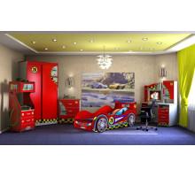 Набор детской мебели Ралли красный