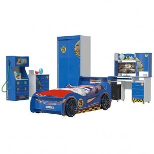 Набор детской мебели Ралли синий