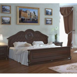 Кровать Винсенза орех