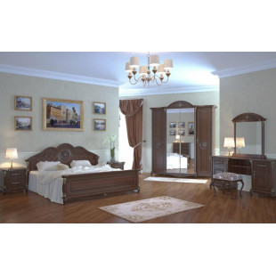 Модульная спальня Винсенза  орех