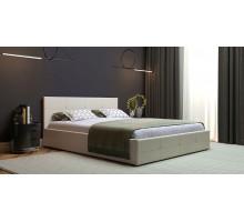 Кровать Альбера Марика 483 к/з (белый)