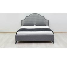 Кровать Даная (цвет серый)