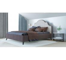 Кровать Даная (цвет коричневый)