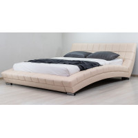 Кровать Дрим (цвет бежевый)