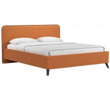 Кровать Лоя Купер 12 жаккард (тыквенный)