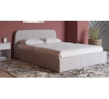 Кровать Тироль Ролан 0475/1 рогожка (льняной)