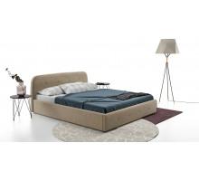 Кровать Тироль Ролан 1334/2 рогожка (песочный)