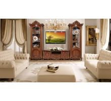 Мебель для гостиной Беатрис орех