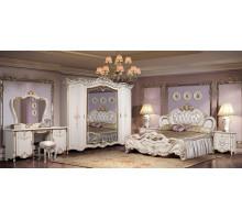 Модульная спальня Беатрис беж