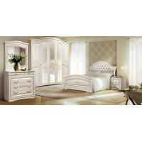 Модульная спальня Ноеми (с 5-дверным шкафом)