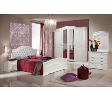 Модульная спальня Ноеми (с 6-дверным шкафом)