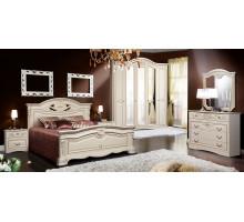 Модульная спальня Сан Ремо беж