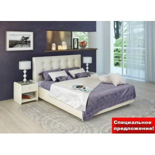 Кровать Паола с ПМ винченцо 132 спецпредложение