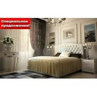 Кровать Сабрина с ПМ винченцо 132 спецпредложение