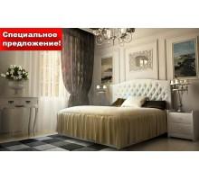 """Спецпредложение кровать """"Сабрина"""" с ПМ винченцо 132"""