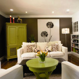 Особенности цветового оформления корпусной мебели