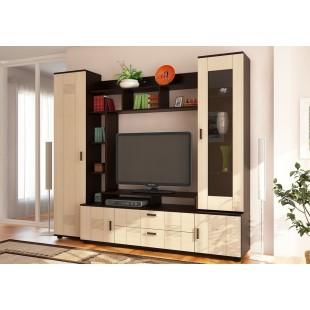 Мебель для гостиной Фокстрот 7А МДФ