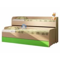 Кровать 2-х уровневая Мика 2