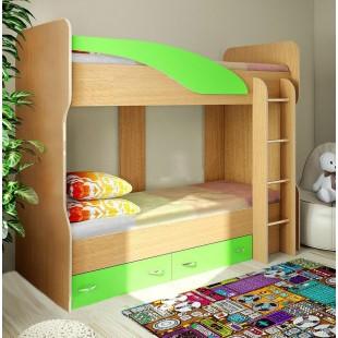 Кровать 2-х ярусная Мика