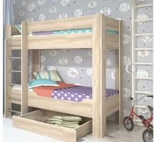 Кровать 2-ярусная Мика 4