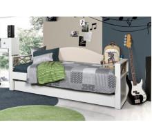 Кровать Азалия со спинкой