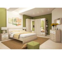 Модульная спальня Женева 02