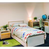 Кровать Контраст
