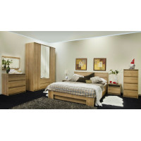 Модульная спальня Квинта 02
