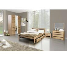 Модульная спальня Сирена (крафт)