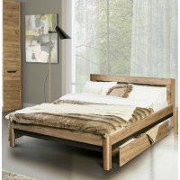 Кровать Сирена (крафт)