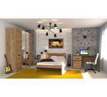 Мебель для детской комнаты Сирена (крафт)